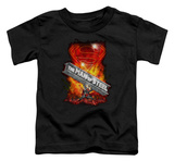 Toddler: Superman - Steel Girder T-Shirt
