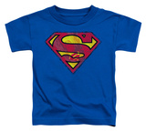 Toddler: Superman - Action Shield T-Shirt