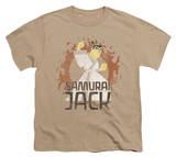 Youth: Samurai Jack - Jack Pose Shirt