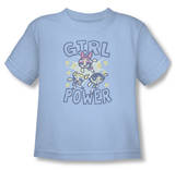 Toddler: Powerpuff Girls - Girl Power T-shirts