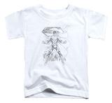 Toddler: Superman - Super Sketch T-Shirt