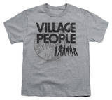 Youth: The Village People - Stamped T-shirts