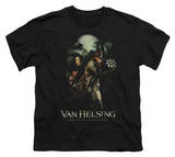 Youth: Van Helsing - Battle T-shirts