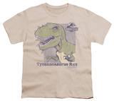 Youth: Jurassic Park - Retro Rex T-shirts