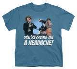 Youth: The Three Stooges - Headache T-shirts