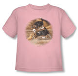 Toddler: Wildlife - Getting Acquainted T-Shirt