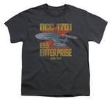 Youth: Star Trek - NCC1701 Shirts