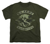 Youth: Army - Union Eagle Shirts