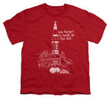 Youth: Weird Science - Rocket T-Shirt