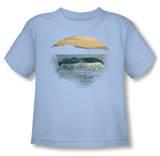 Toddler: Wildlife - Ocean Gold T-shirts