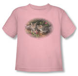 Toddler: Wildlife - Double Trouble Kittens T-Shirt