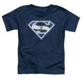 Toddler: Superman - Argentinian Shield T-shirts