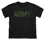 Youth: Army - Type T-Shirt