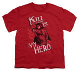 Youth: The Hobbit - Kili Is My Hero T-Shirt