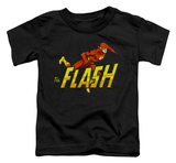 Toddler: The Flash - 8 Bit Flash T-shirts