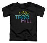 Toddler: One Tree Hill - Color Blend Logo Shirt
