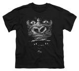 Youth: King Kong - Up Close T-shirts