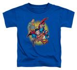 Toddler: Superman - Superman Collage T-shirts