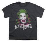 Youth: Batman Classic TV - No.Joker T-shirts