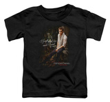 Toddler: The Vampire Diaries - I Used To Care T-shirts