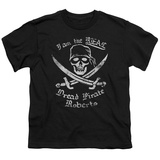Youth: The Princess Bride - The Real Dread Pirate Roberts Shirts
