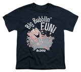 Youth: Mr Bubble - Big Bubblin Fun T-Shirt