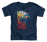 Toddler: Superman - Steel Flight Shirts