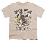 Youth: The Three Stooges - Moe Pain Shirts