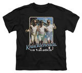 Youth: The Three Stooges - Knucklesheads On Vacation T-shirts
