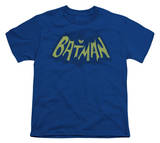 Youth: Batman - Show Bat Logo T-shirts