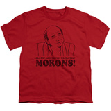 Youth: The Princess Bride - Morons Shirts
