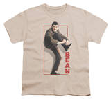 Youth: Mr Bean - Tying Shoe T-Shirt