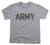 Youth: Army - Star T-shirts