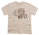 Youth: The Princess Bride - Not A Witch T-Shirt