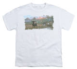 Youth: Wildlife - Cape Buffalo Shirt
