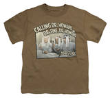 Youth: The Three Stooges - Doctor T-shirts