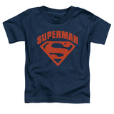 Toddler: Superman - Super Shield Shirt