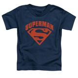 Toddler: Superman - Super Shield Shirt