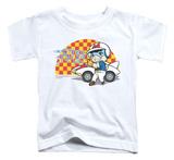 Toddler: Speed Racer - Racer Baby Checks Shirts