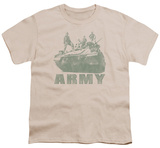 Youth: Army - Tank T-Shirt