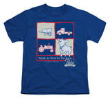 Youth: Babe - Work On The Farm T-shirts