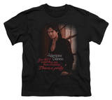 Youth: The Vampire Diaries - Threes A Party T-shirts