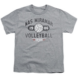 Youth: Top Gun - NAS Miramar Volleyball Shirts