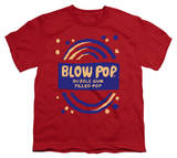 Youth: Blow Pop - Rough T-shirts
