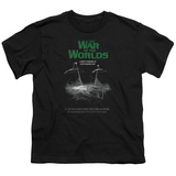 Youth: War Of The Worlds - Attack Poster T-Shirt