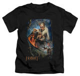Juvenile: The Hobbit: The Desolation of Smaug - Thranduil's Realm T-shirts