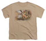 Youth: Wildlife - Ready To Go On T-shirts