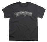 Youth: The Three Stooges - Metallic Logo T-shirts