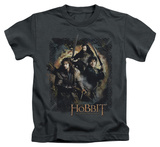 Youth: The Hobbit: The Desolation of Smaug - Weapons Drawn Shirt