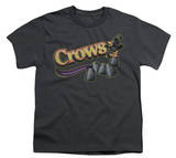 Youth: Tootise Roll - Crows T-shirts